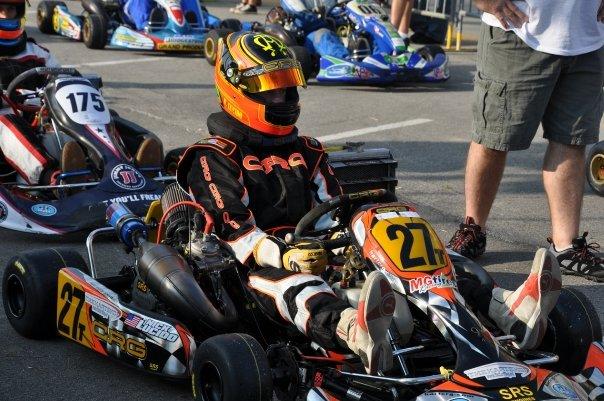 SRS Race & Shifter Kart Engines Built In Texas | John Sefcik | Stock
